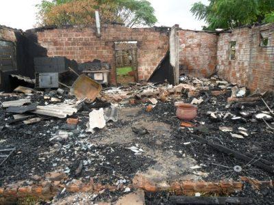 Incêndio Creche Uruguaiana